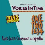 "Cover CD VoicesInTime ""One Two 1234"""