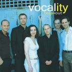 "Cover CD Vocality ""Breakout"""