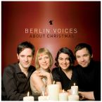 "Cover CD Berlin Voices ""About Christmas"""