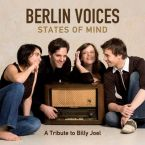 "Cover CD Berlin Voices ""States Of Mind"""