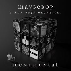 "Cover CD ""Monumental"""