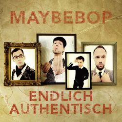 "Cover CD ""Endlich authentisch"""