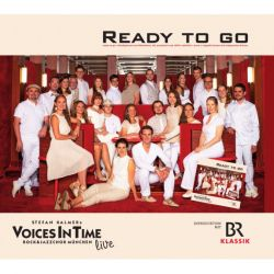 "Cover CD VoicesInTime ""Ready to go"""